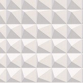 Kirkby Design.com Domino Pyramid Concrete Wallpaper
