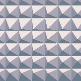 Kirkby Design.com Domino Pyramid Steel Wallpaper