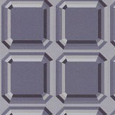 Kirkby Design.com Gem Blocks Steel Wallpaper