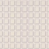 Kirkby Design.com Gem Blocks Pearl Wallpaper