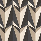 Kirkby Design.com Origami Rockets Biscuit Wallpaper