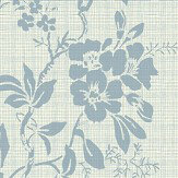 Sandberg Vera Blue Wallpaper - Product code: 703-56