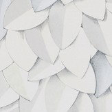 Engblad & Co Leaves Warm White Wallpaper