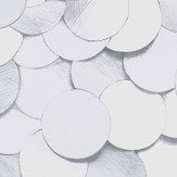 Engblad & Co Dots Grey White Wallpaper - Product code: 4060