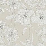 Sanderson Maelee Linen Wallpaper - Product code: 216349