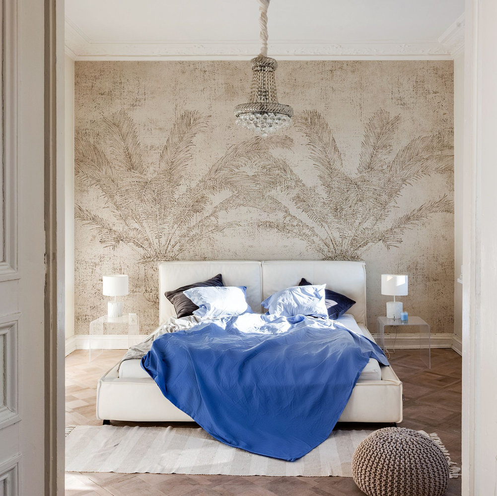 Coordonne Palma Sepia Mural - Product code: 6300086