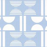 Layla Faye Napier Pale Sky Wallpaper