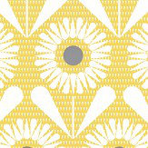 Layla Faye Sunny Flower Buttercup Yellow Wallpaper