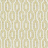 Sanderson Hemp Dijon Wallpaper