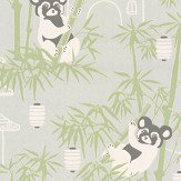 Majvillan Bambu Grey Wallpaper - Product code: 120-01