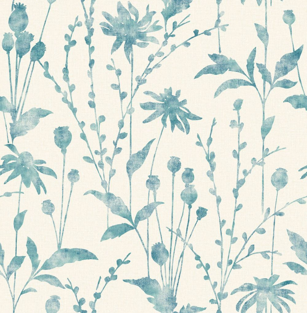 Albany Meadow Blue Wallpaper - Product code: CB42113