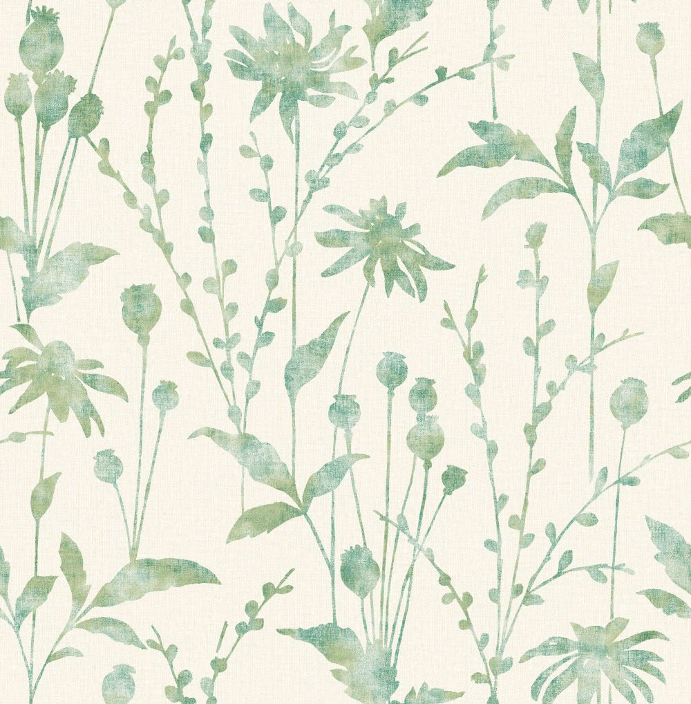 Albany Meadow Green Wallpaper - Product code: CB42115