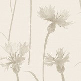 Albany Cornflower Beige Wallpaper