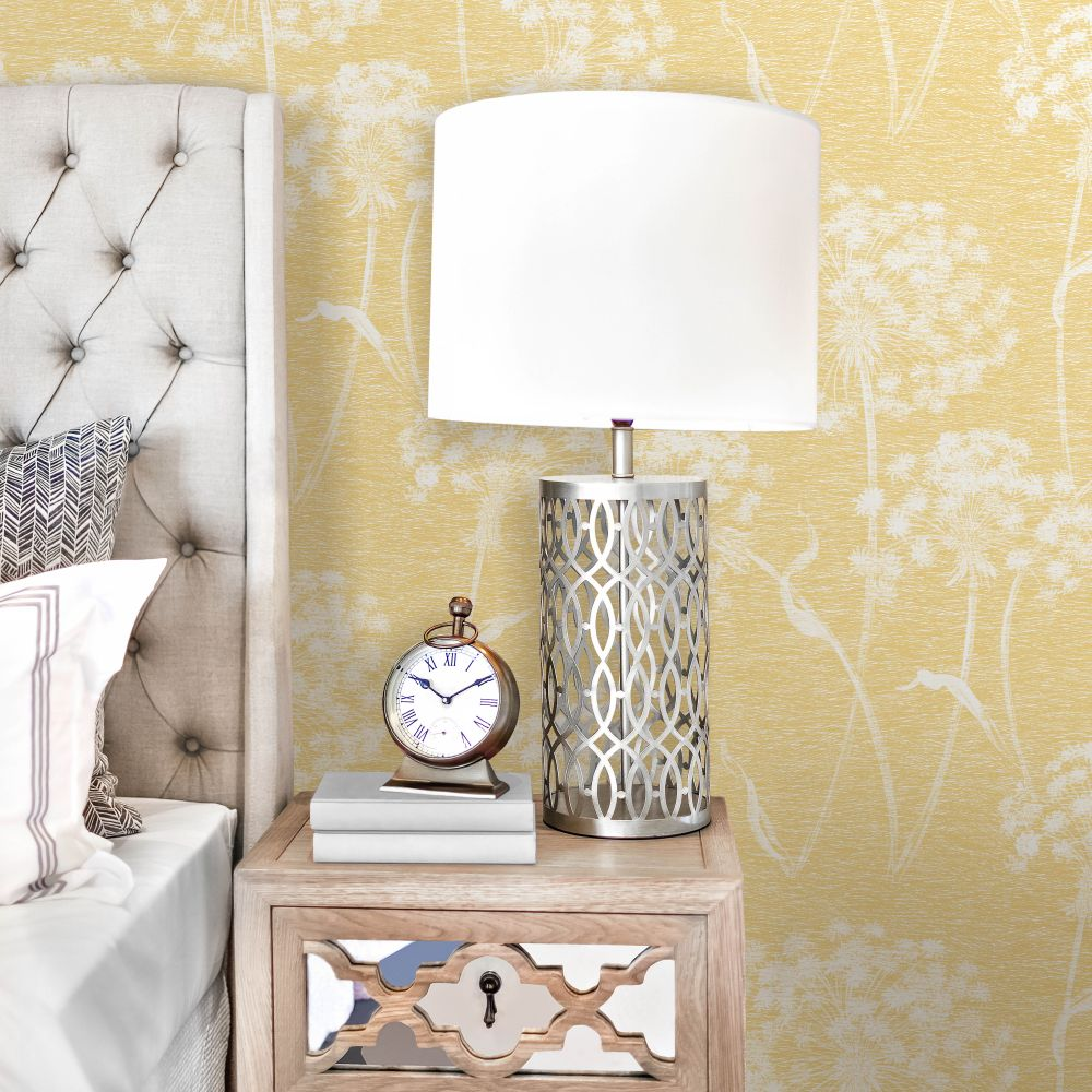 Albany Dandelion Mustard Wallpaper - Product code: CB42125