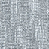 Boråstapeter Linen Plain Shadow Blue Wallpaper - Product code: 4424