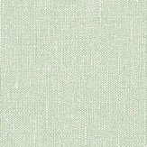 Boråstapeter Linen Plain Leaf Green Wallpaper - Product code: 4423
