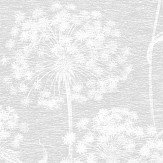 Albany Dandelion Soft Grey Wallpaper
