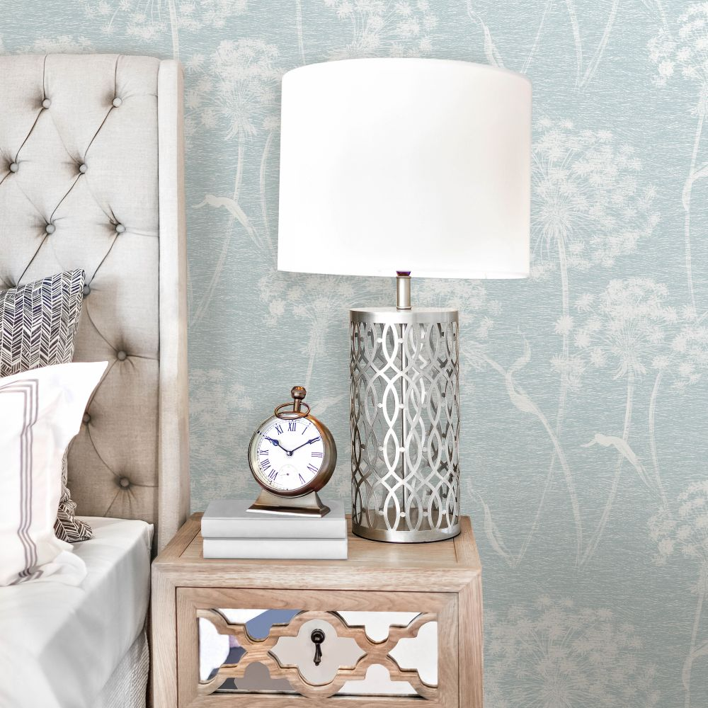 Albany Dandelion Blue Wallpaper - Product code: CB42127