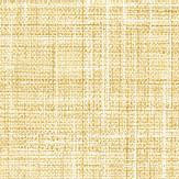 Albany Crosshatch Texture Mustard Wallpaper