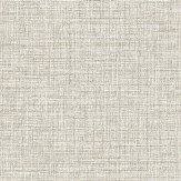 Albany Crosshatch Texture Greige Wallpaper