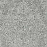 Zoffany Crivelli Zinc Wallpaper