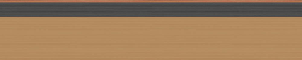 Cole & Son Jaspe Border Ginger, Black & Bronze - Product code: 110/10046