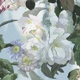 Designers Guild Delft Flower Grande Sky Mural - Product code: PDG1038/03