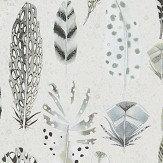 Designers Guild Quill Vanilla Wallpaper