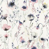 Sandberg Lo Pink / Blue Wallpaper - Product code: 226-34