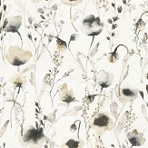 Sandberg Lo Sepia / Charcoal Wallpaper - Product code: 226-79