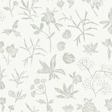 Sandberg Johanna Grey / White Wallpaper