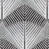 Designers Guild Veren Charcoal Wallpaper