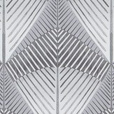 Designers Guild Veren Graphite Wallpaper