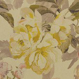 Designers Guild Delft Flower Metallic Gold Wallpaper - Product code: PDG1033/02