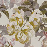 Designers Guild Delft Flower Linen Wallpaper