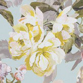 Designers Guild Delft Flower Duck Egg Wallpaper - Product code: PDG1033/04