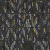 Sandberg Ida Charcoal Grey Wallpaper