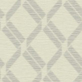 The Paper Partnership Grancia Stone Grey Wallpaper