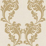 The Paper Partnership Melano Bear / Gold Wallpaper - Product code: WP0101303