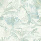 The Paper Partnership Paradiso Aqua Wallpaper