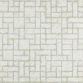 Clarke & Clarke Sandstone Pearl Wallpaper - Product code: W0061/05