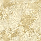 The Paper Partnership Lecco Gold Wallpaper