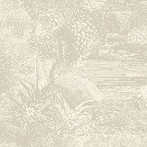 Linwood Island Paradise Pearl Wallpaper - Product code: LW074/001