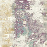 The Paper Partnership Menaggio Purple Wallpaper