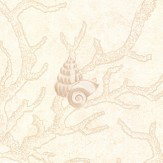 Versace Coral Reef Cream Wallpaper - Product code: 34496-1