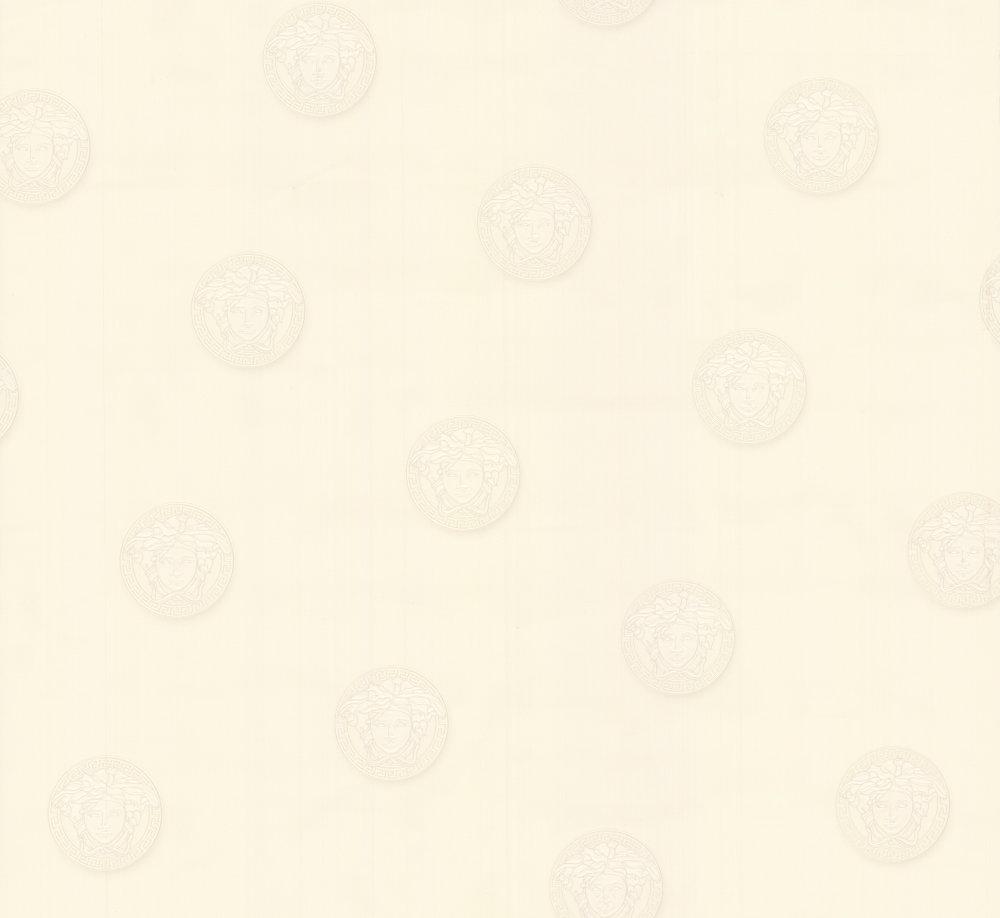 Classic Motif By Versace Cream Wallpaper Direct