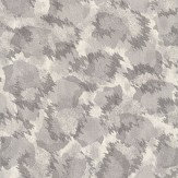 Versace Animal Print Silver Grey Wallpaper