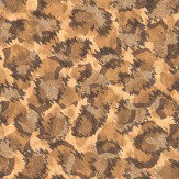 Versace Animal Print Gold Wallpaper