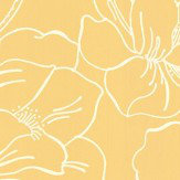 Farrow & Ball Helleborus Yellow Wallpaper - Product code: BP 5607