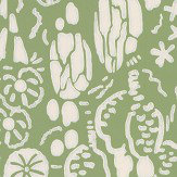 Farrow & Ball Atacama Green Wallpaper